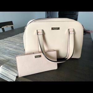 Mk and Kate Spade purse... with wallets $150 each